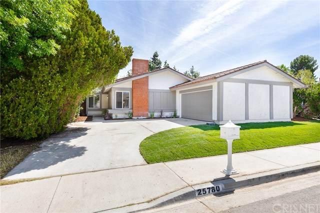 25780 Rana Drive, Valencia, CA 91355 (#SR21076798) :: Lydia Gable Realty Group
