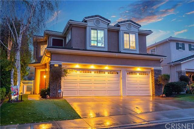 2804 Blazing Star Drive, Thousand Oaks, CA 91362 (#SR21076292) :: Randy Plaice and Associates