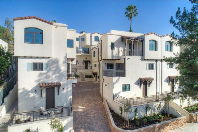 740 N Parkman, Silver Lake, CA 90026 (#SR21077461) :: Berkshire Hathaway HomeServices California Properties