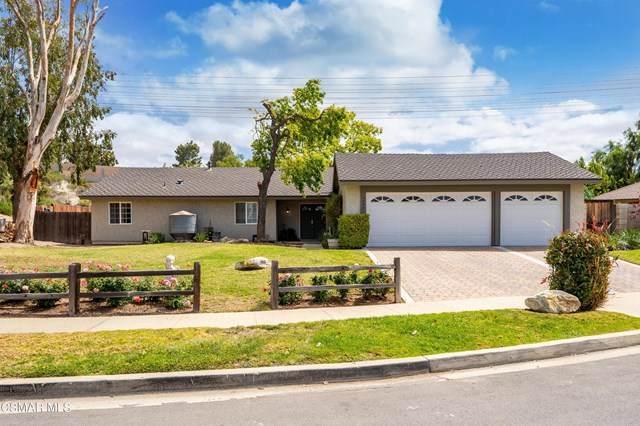 1590 Uppingham Drive, Thousand Oaks, CA 91360 (#221001904) :: Compass