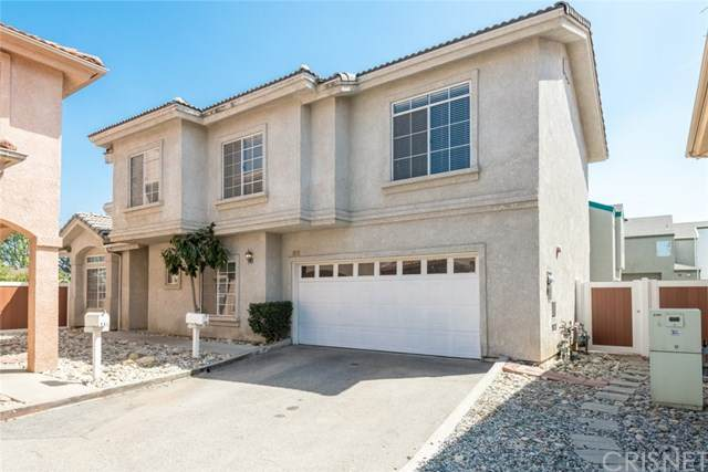 9152 Lemona Avenue #109, North Hills, CA 91343 (#SR21076483) :: Lydia Gable Realty Group