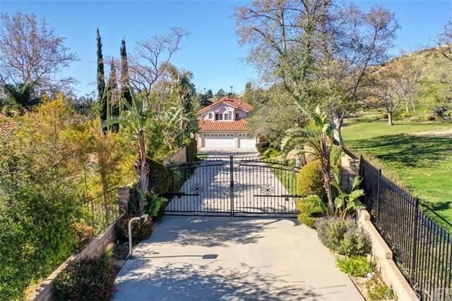 17924 Tuscan Court, Granada Hills, CA 91344 (#SR21078521) :: TruLine Realty