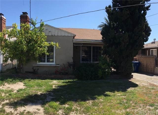 7824 Sancola Avenue, Sun Valley, CA 91352 (#SR21078934) :: Randy Plaice and Associates