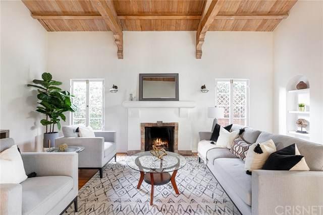 713 N Alta Vista Boulevard, West Hollywood, CA 90046 (#SR21078920) :: Montemayor & Associates
