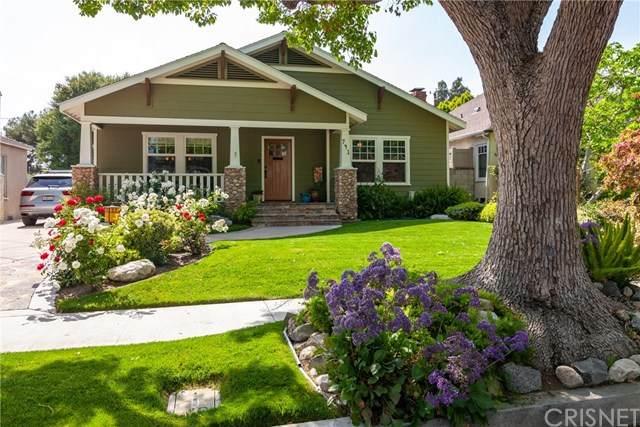 741 N Catalina Street, Burbank, CA 91505 (#SR21070901) :: Lydia Gable Realty Group