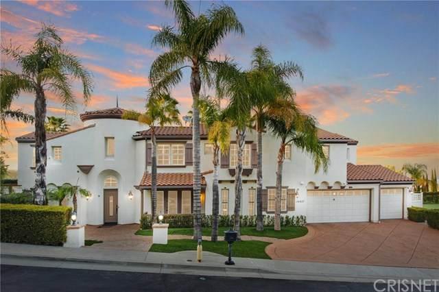 18827 Carmel Crest Drive, Tarzana, CA 91356 (#SR21079281) :: Lydia Gable Realty Group