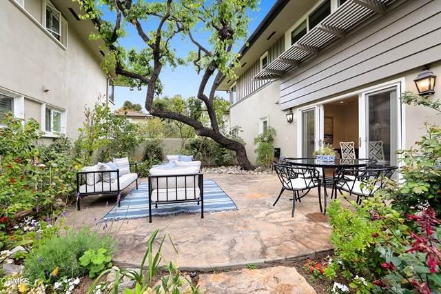 968 S Orange Grove Boulevard A, Pasadena, CA 91105 (#P1-4219) :: The Parsons Team