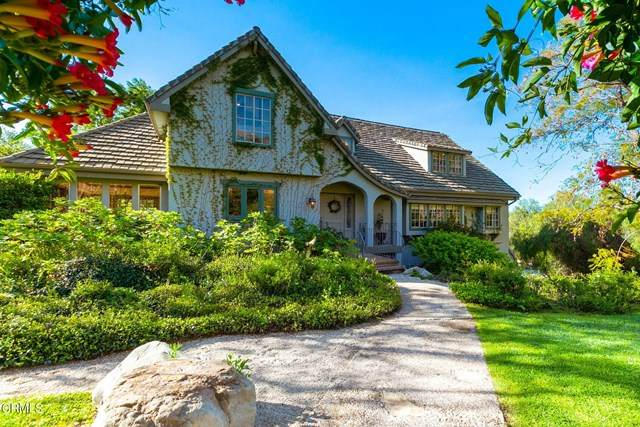 1712 Ladera Road, Ojai, CA 93023 (#V1-5160) :: Lydia Gable Realty Group