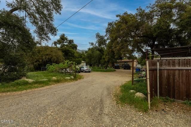 786 Oso Road, Ojai, CA 93023 (#V1-5165) :: Lydia Gable Realty Group