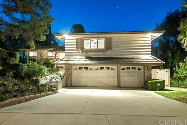 5350 Parkmor Road, Calabasas, CA 91302 (#SR21077672) :: Randy Plaice and Associates