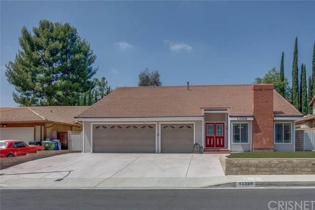 13329 Mission Tierra Way, Granada Hills, CA 91344 (#SR21072394) :: TruLine Realty