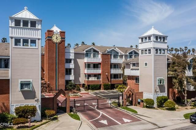 865 S B Street A2, Oxnard, CA 93030 (#V1-5170) :: TruLine Realty