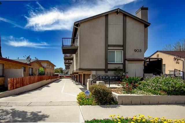 903 S Marengo Avenue #5, Pasadena, CA 91106 (#P1-4224) :: The Parsons Team
