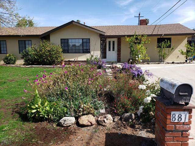 881 Calle Clavel, Thousand Oaks, CA 91360 (#221001981) :: Compass