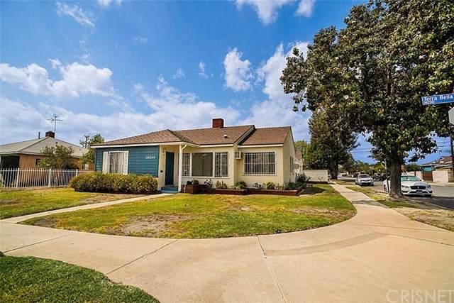 14201 Terra Bella Street, Arleta, CA 91331 (#SR21075258) :: Berkshire Hathaway HomeServices California Properties