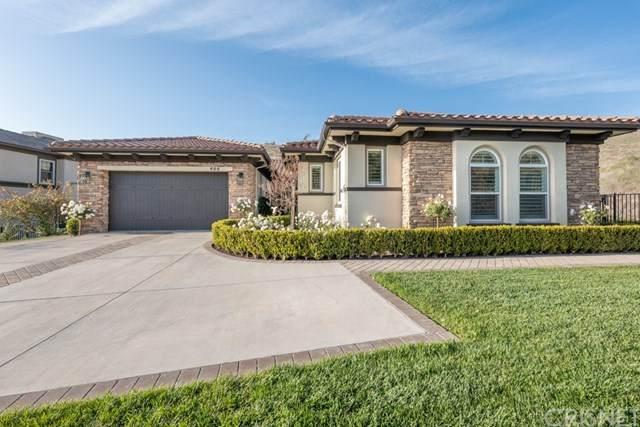 466 Rye Court, Thousand Oaks, CA 91362 (#SR21080258) :: Randy Plaice and Associates