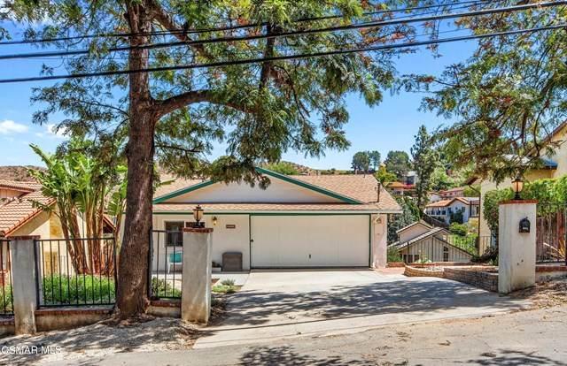 3554 Gladiola Drive, Calabasas, CA 91302 (#221001989) :: Lydia Gable Realty Group