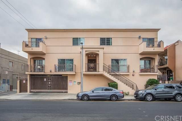 7223 Baird Avenue #112, Reseda, CA 91335 (#SR21080517) :: Lydia Gable Realty Group