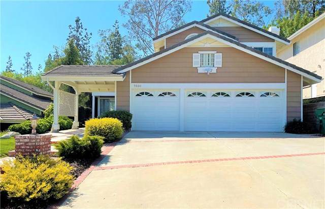7338 Woodvale Court, West Hills, CA 91307 (#SR21080321) :: Lydia Gable Realty Group