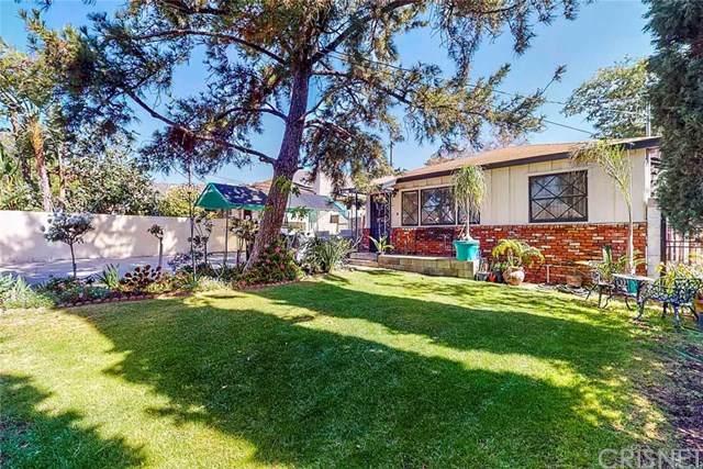 13812 Dronfield Place, Sylmar, CA 91342 (#SR21080608) :: TruLine Realty