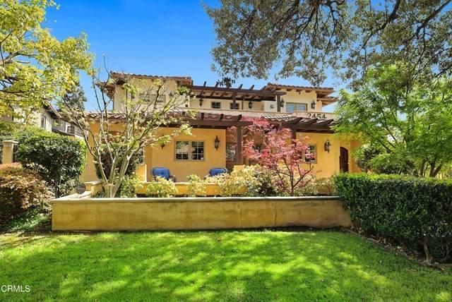 2454 Oswego Street #101, Pasadena, CA 91107 (#P1-4250) :: The Parsons Team