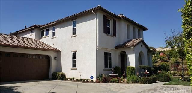 13448 Glenwood Drive, Sylmar, CA 91342 (#SR21080819) :: The Parsons Team