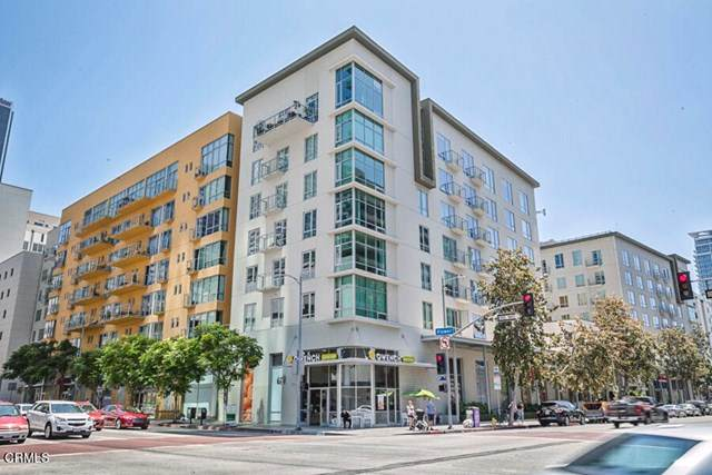 645 W 9th Street #332, Los Angeles, CA 90015 (#P1-4258) :: Lydia Gable Realty Group