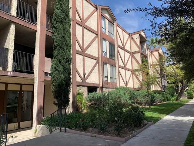 65 N Allen Avenue #111, Pasadena, CA 91106 (#P1-4262) :: Randy Plaice and Associates