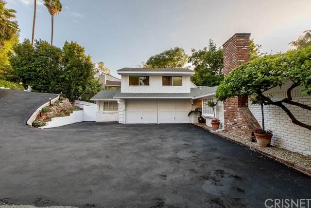 14011 Valley Vista Boulevard, Sherman Oaks, CA 91423 (#SR21080823) :: Randy Plaice and Associates