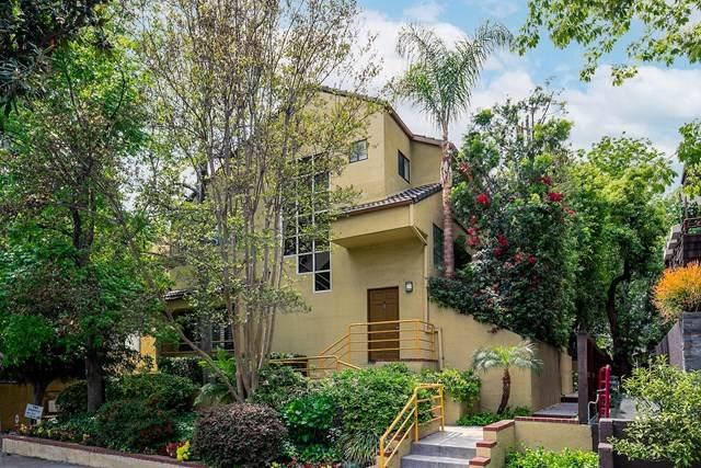795 Magnolia Avenue #14, Pasadena, CA 91106 (#P1-4271) :: Randy Plaice and Associates