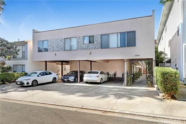 1047 N Sierra Bonita Avenue, West Hollywood, CA 90046 (#SR21081566) :: Montemayor & Associates