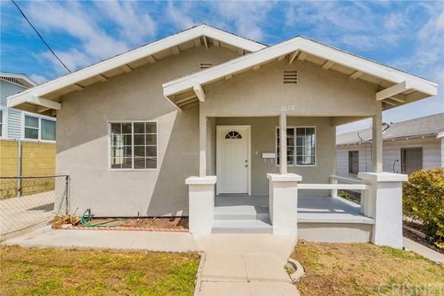 1028 W 19th Street, San Pedro, CA 90731 (#SR21079632) :: Angelo Fierro Group | Compass