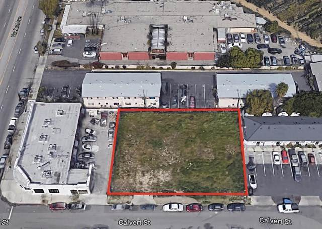 10957 Calvert Street, Los Angeles, CA 91606 (#P1-4283) :: Lydia Gable Realty Group