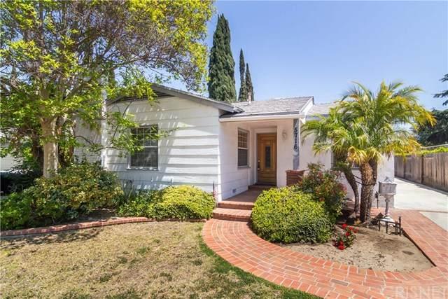 5716 Noble Avenue, Sherman Oaks, CA 91411 (#SR21082202) :: Randy Plaice and Associates