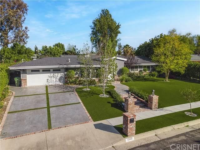 5552 Ranthom Avenue, Woodland Hills, CA 91367 (#SR21075796) :: Randy Plaice and Associates