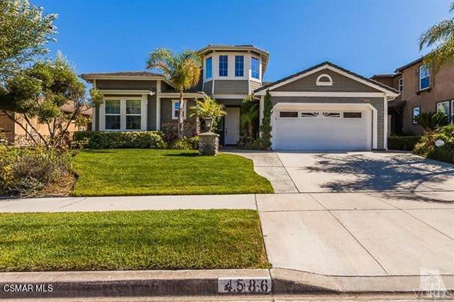 4586 Via Laguna, Newbury Park, CA 91320 (#221002048) :: Randy Plaice and Associates