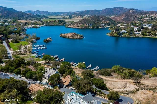 433 Upper Lake Road, Lake Sherwood, CA 91361 (#221002061) :: Lydia Gable Realty Group