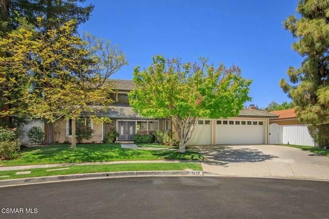 1279 Willowgreen Court, Westlake Village, CA 91361 (#221002068) :: Randy Plaice and Associates