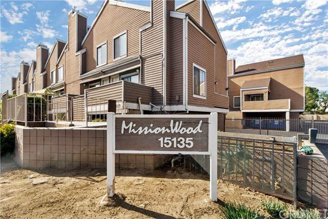 15135 Nordhoff Street #20, North Hills, CA 91343 (#SR21084114) :: Lydia Gable Realty Group