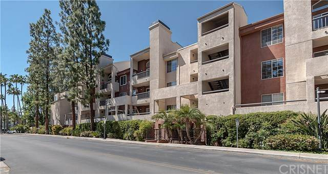5545 Canoga Avenue #109, Woodland Hills, CA 91367 (#SR21084070) :: Randy Plaice and Associates