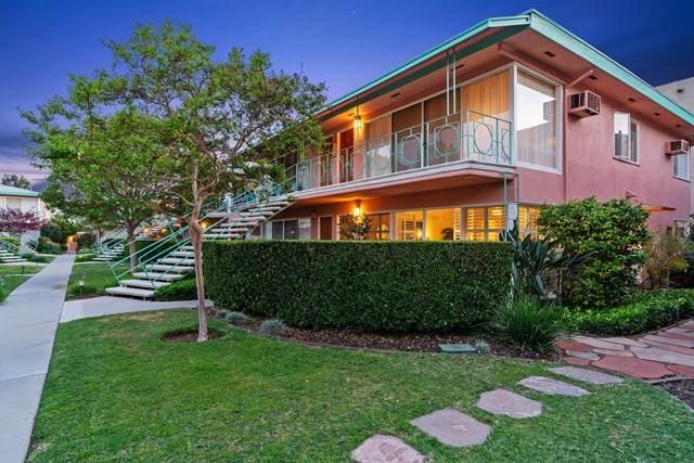 1000 San Pasqual Street #30, Pasadena, CA 91106 (#P1-4328) :: Randy Plaice and Associates