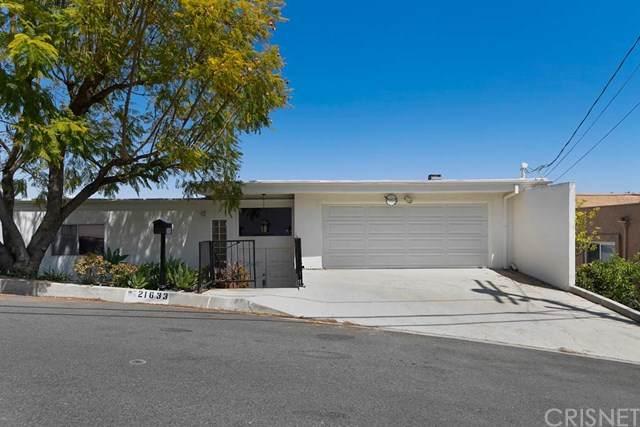 21633 Yucatan Avenue, Woodland Hills, CA 91364 (#SR21084197) :: Randy Plaice and Associates
