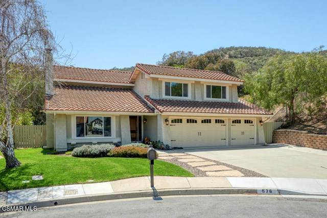 576 Highview Street, Newbury Park, CA 91320 (#221002080) :: Randy Plaice and Associates