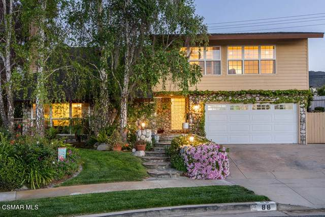 88 Karen Place, Newbury Park, CA 91320 (#221002082) :: Randy Plaice and Associates