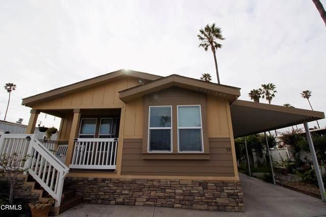 205 E Driffill Boulevard #55, Oxnard, CA 93030 (#V1-5292) :: Lydia Gable Realty Group