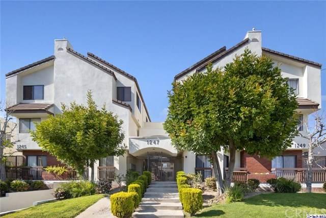 1247 E Wilson Avenue #9, Glendale, CA 91206 (#320005806) :: Lydia Gable Realty Group