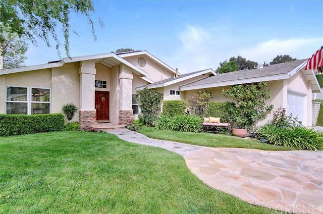 27047 Vista Encantada Drive, Valencia, CA 91354 (#SR21082493) :: Randy Plaice and Associates