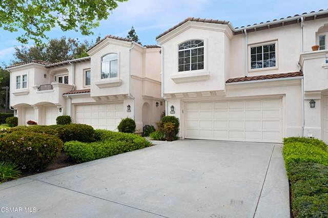 1043 Mountain Oak Place, Newbury Park, CA 91320 (#221002102) :: Randy Plaice and Associates