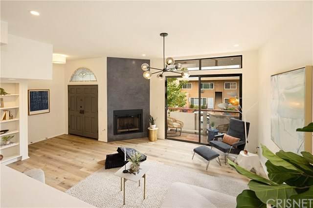 13434 Moorpark Street #2, Sherman Oaks, CA 91423 (#SR21085293) :: Randy Plaice and Associates