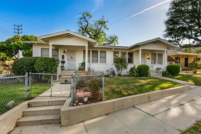 2406 Ridgeview Avenue, Los Angeles, CA 90041 (#P1-4358) :: Randy Plaice and Associates